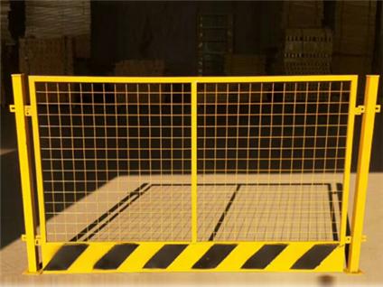 基坑临边防护网3