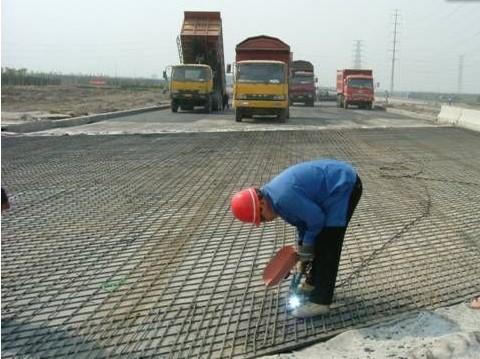 桥面钢筋网