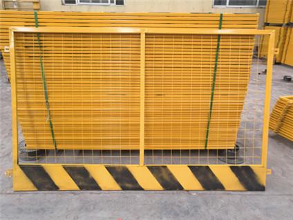 基坑临边防护网2