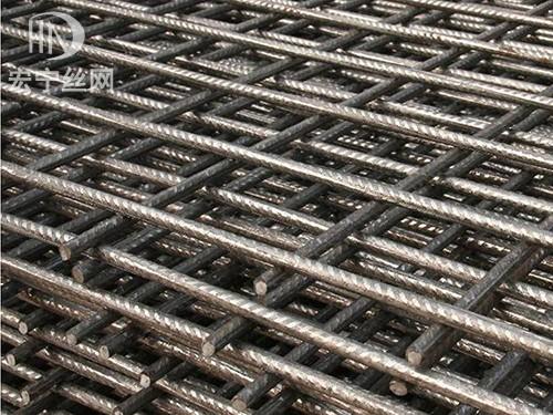 桥梁钢筋网